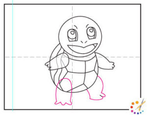 How to draw squirt