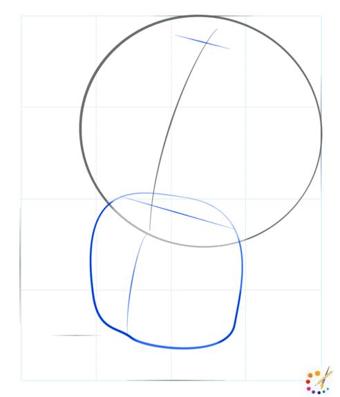 How to draw a doraemon