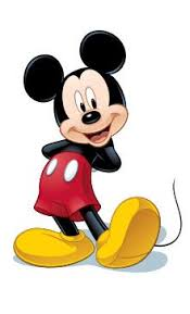 How to draw Mickie mouse