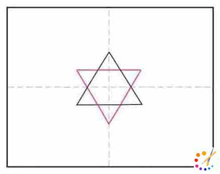 How to draw a star