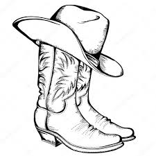 How tp draw boot