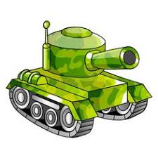 How to draw tank