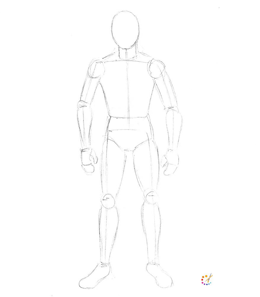 How to draw a Armor