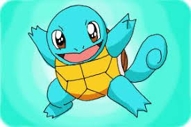 How to draw a Squirtle