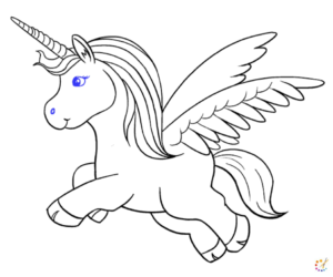 How To Draw Unicorn