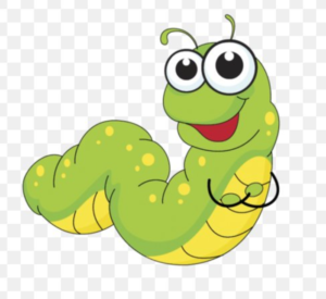 Draw Caterpillar